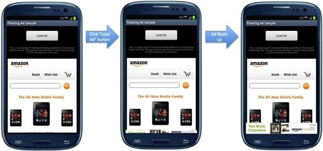 Amazon's new mobile ads