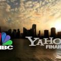 Yahoo bắt tay hợp tác trang web truyền hình CNBC