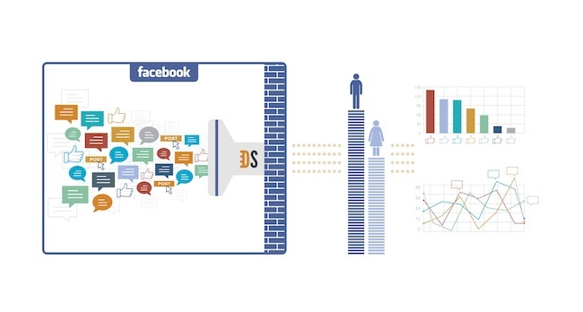 Facebook Topic Data