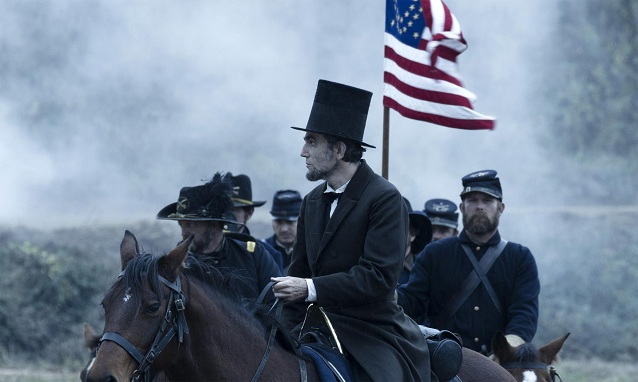 Phim về tổng thống Mỹ Lincoln của Steven Spielberg dẫn đầu đề cử Oscar năm nay - Ảnh: filmofilia