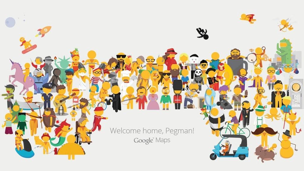 Pegman home