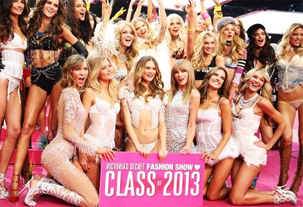 Victoria's Secret Class 2013