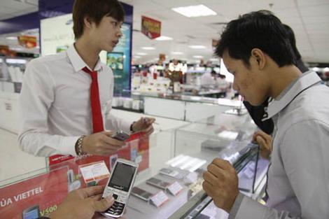 Vietnamese mobile phone brands