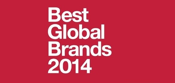 best global brands 2014