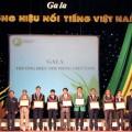 Gala thương hiệu nổi tiếng Việt Nam