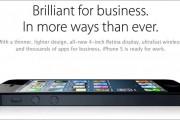 IDC: iPhone và Android sẽ vượt BlackBerry ở mảng khách hàng doanh nghiệp
