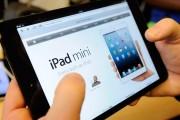 Apple iPad mini launch in London