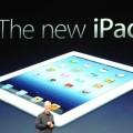 """Giới công nghệ """"bối rối"""" vì tên gọi """"new iPad"""""""