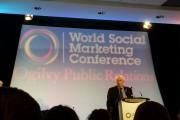 Một vài chia sẻ về social marketing sau hội nghị Toronto 2013